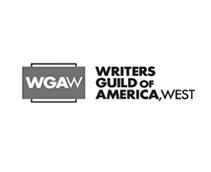 WGAW logo